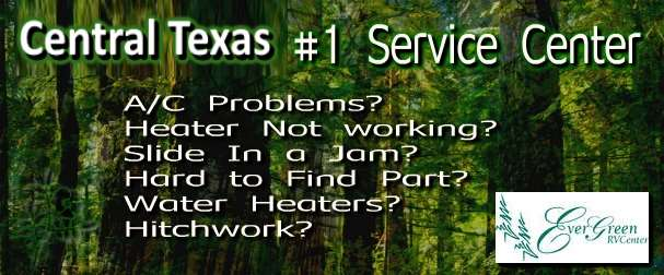 RV Service Center Texas - Evergreen RV (800) 615-5366